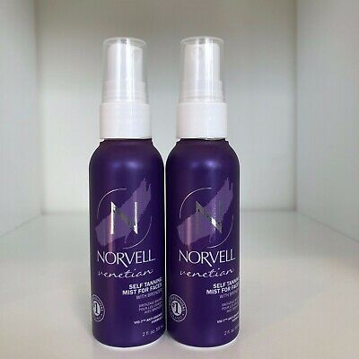 NORVELL Venetian 4-Faces Self Tanning Mist for Face with Bronzer 2 oz***YOU (Face For You)