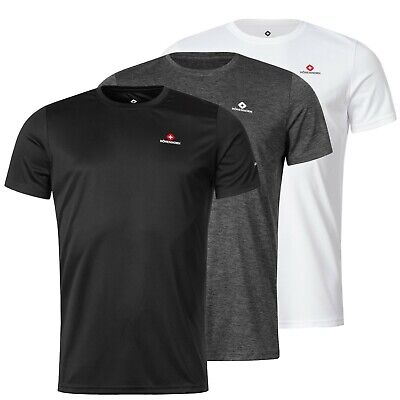 Höhenhorn Vitberg Herren T-Shirt Laufshirt Sport Shirt Funktionsshirt Fitness