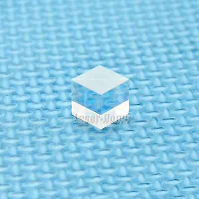 635nm-660nm 650nm Red Pbs Transparent Polarizing Beam Splitter Cubes 12.5x12.5mm