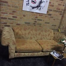 Art Deco 3 Seater Lounge - A RAY OF SUNSHINE Dandenong North Greater Dandenong Preview