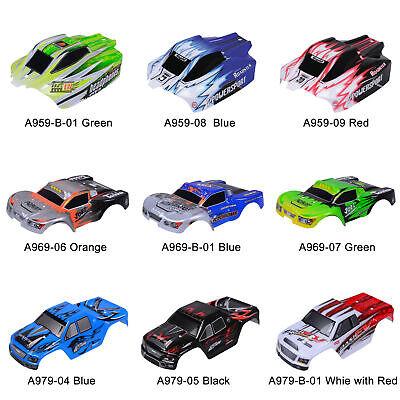 Wltoys RC Car Spare Parts A959 Body Shell 1:18 Car Shell A969/A979 Car shell (Rc Spare)