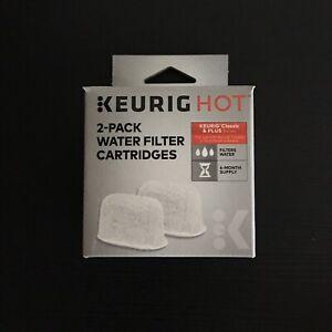 brand new Keurig Water Filter Cartridge Refills, 2/Pack