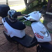 TGB Tapo Scooter- $7 to fill the tank! Great for around town! Bargara Bundaberg City Preview