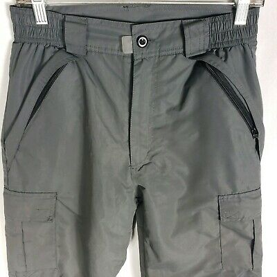 Iceberg Kids Gray Snow Pants Medium