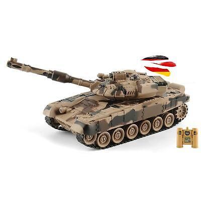 RC ferngesteuerter Russia T90 Panzer mit Gefechtssimulation,1:28 Modell, Militär