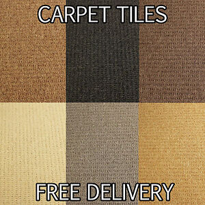 Quality brand new carpet tile flooring domestic living for Best quality carpet brands