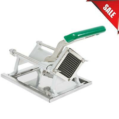 14 Heavy-duty French Fry Cutter Slicer Dicer Copper Commercial Wall Mount Nsf