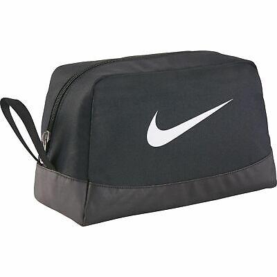 Nike Toilettenbeutel Club Team Swsh Toiletry - black/black/(white) Gr. -