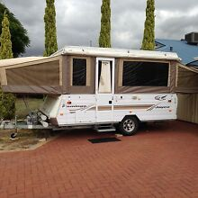 2007 JAYCO flamingo camper pop top Canning Vale Canning Area Preview