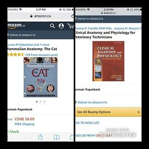 Ridgetown Veterinary technician textbooks