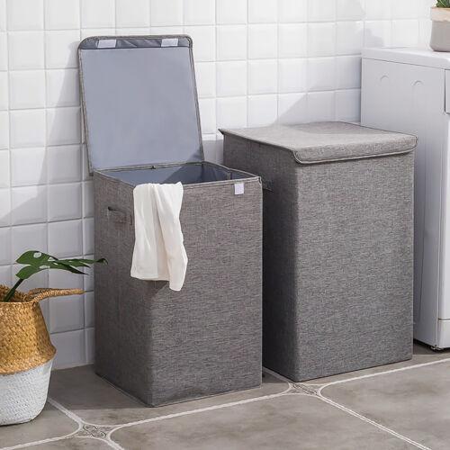 65l 100l foldable laundry basket washing clothes