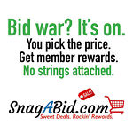 Snag a Bid Deals