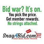 Snag a Bid Deals
