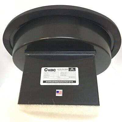 Cvac 7281p3 Hepa Filter Replacement For Pullmanholt B160009 New