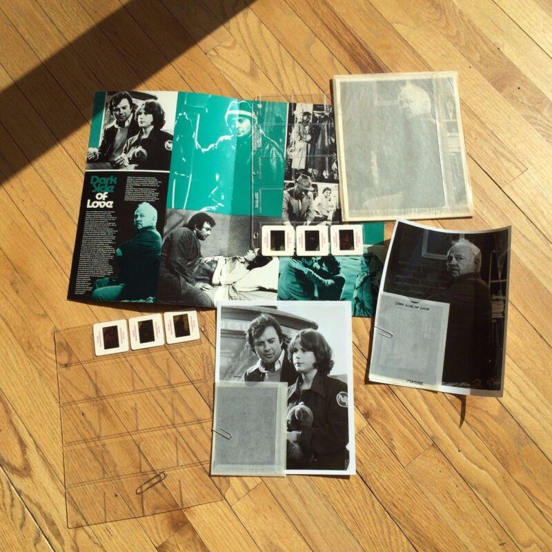 Dark Side of Love Mickey Rooney  Movie Negatives Photos Make offer!