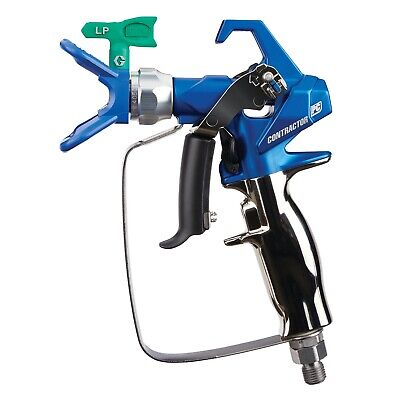 Graco 17y043 Contractor Pc Airless Spray Gun With Rac X Lp 517 Switchtip