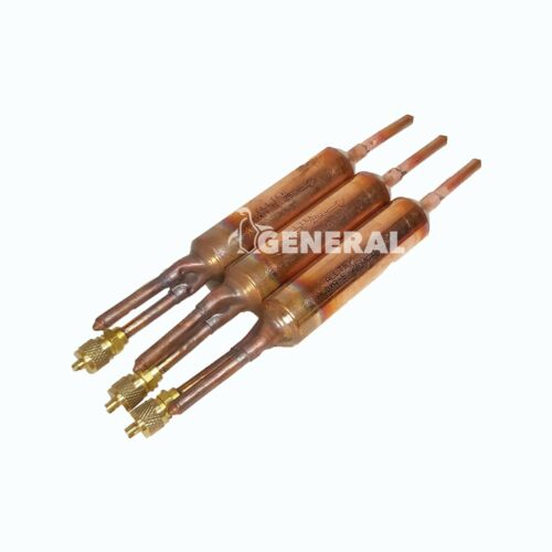 Copper Solder Filter Drier 25 grams w/Silica with Access Valve 1/4 inches/ 3 pcs