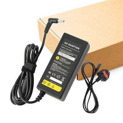 AC Adapter Charger for HP Chromebook 11 G3, 11 G4, 14 G1, 14 G4 4.5*3.0mm