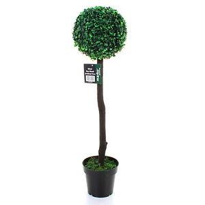 80cm Artificial Box Wood Tree Indoor or Outdoor Decoration Ornament Plant Garden