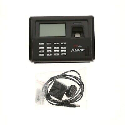 Used Oem Anviz Ep300 Fingerprint Time Attendance With Fast Fingerprint Scan