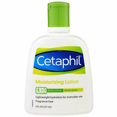 Cetaphil Moisturizing Lotion 8 fl oz 237 ml Fragrance-Free