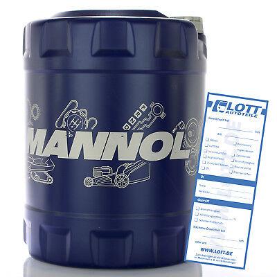 Mannol 7915 Motoröl Extreme 5W-40 Motorenöl 20L für Mercedes VW Porsche Renault