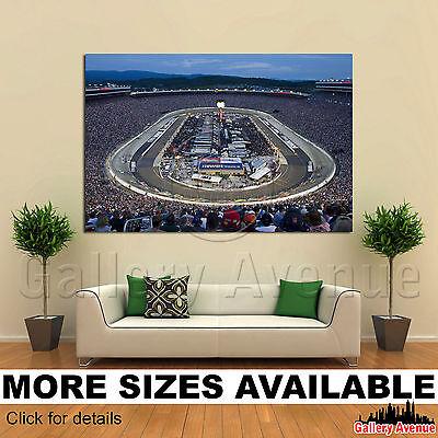 cture Print - NASCAR Irwin Tools Night Race 3.2 (Race Night Dekorationen)