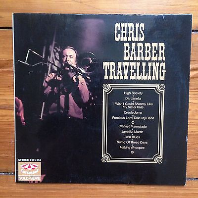 "Chris Barber - Travelling - 12"" LP Vinyl Schallplatte Record Jazz"