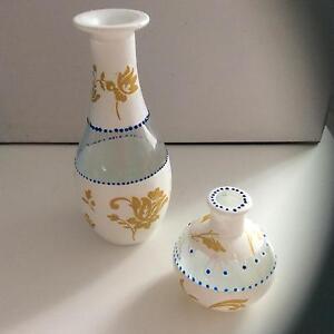 Two Beutiful vases Carlton Kogarah Area Preview