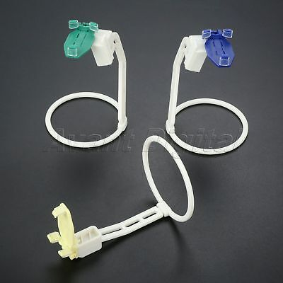 Dental X Ray Film Digital Sensor Positioner Holder Digital Locator Plastic 3pcs