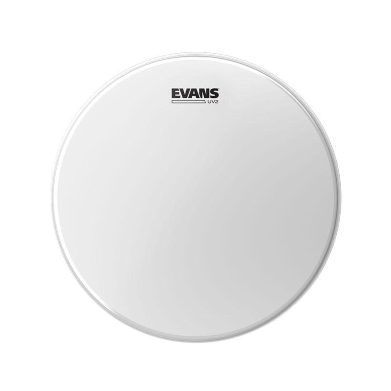 """Evans 13"""" UV2 Coated Drumhead"""