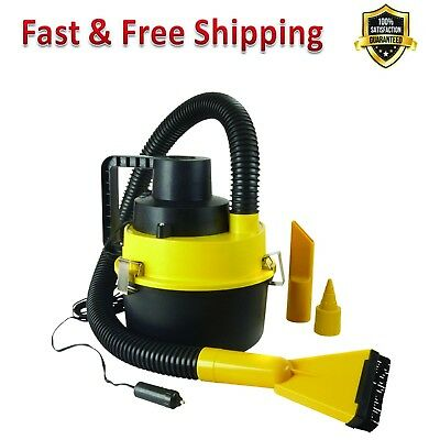 (Wet Dry Ultra Vac Air Inflator 1 Gallon Reservoir 3 Attachments Power Tools New)