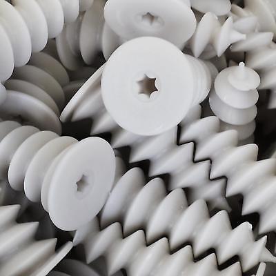 100 St Dämmstoffdübel Hartschaumdübel Styropordübel Spiraldübel Dübel  50 x 20mm