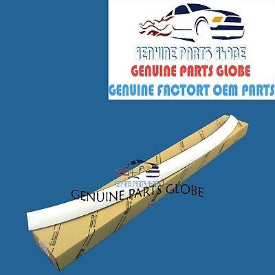 GENUINE OEM TOYOTA FJ CRUISER OUTSIDE UPPER WINDSHIELD MOLDING 75503-35061-A0
