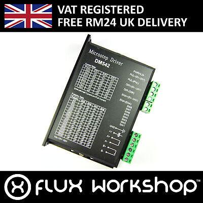 Dm542 4.2a Stepper Motor Driver Cnc Machine Step 50v Flux Workshop