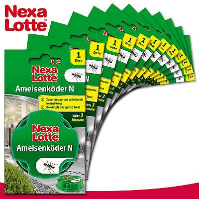 Substral Nexa Lotte 12 Piece Ant Bait N Can Control House Garden Patio