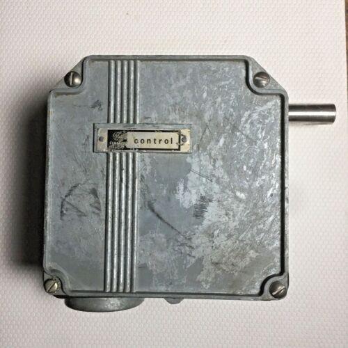 GE CR115E422101 Geared Rotary Limit Switch 2-NO. 2-NC 40:1 NOB Shelf Stock
