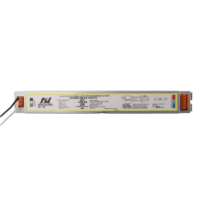 ANTRON ELECTRONICS ESS-A54T5 FLUORESCENT BALLAST, 1 LAMP, FQ54 T5, 54W, 120/277V