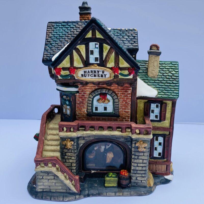 Grandeur Noel Victorian Village Harry