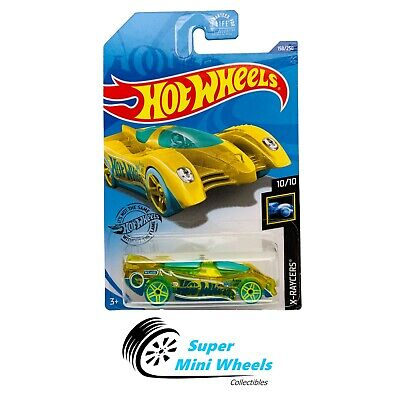 Hot Wheels Treasure-Hunts Power Pistons 2020 J Case #158