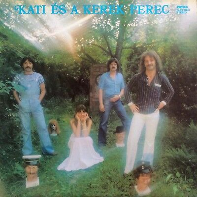 Kati És A Kerek Perec 1979 Pepita - SLPX 17605 DOPE DISCO SOUNDS from Hungary LP