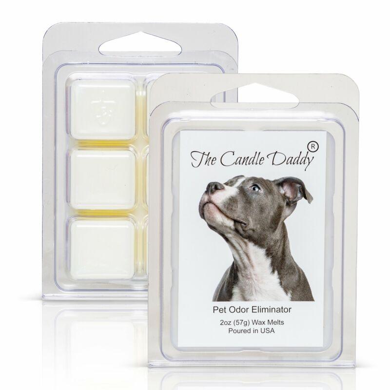 Pit Bull Dog - Pet Odor Eliminator Scented Melt- Maximum Scent Wax Cubes/Melts-