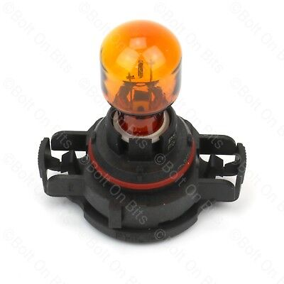 1 PHILIPS Front AmberOrange Indicator 24W Bulb Vauxhall Astra light/lamp PSY24W