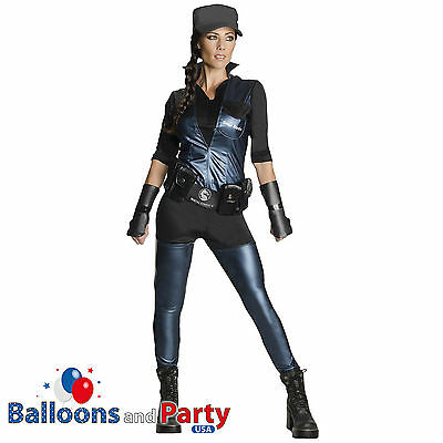 Mortal Kombat Halloween Costumes (Women's Official Mortal Kombat Sonya Blade Fancy Dress Party Halloween)