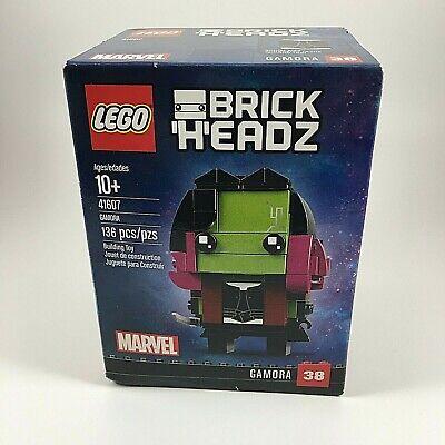LEGO BrickHeadz Marvel Gamora 136pcs 41607 New Sealed