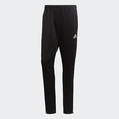 Adidas Men's Essential TIRO17 TRG PNT Sweat Pants Black//White BS3693 Size 2XL