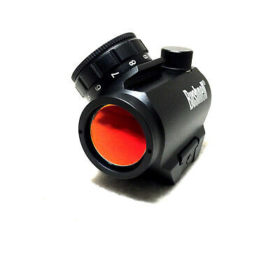 Bushnell Trophy TRS-25 Red Dot Sight Riflescope, 1 x 25mm, Black New