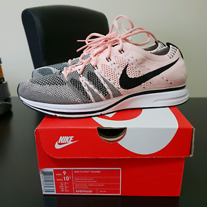 cheap for discount 20462 5891d Nike Flyknit Trainer Sunset Pink size 9