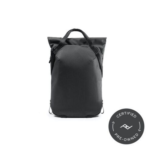 Everday Totepack 20L V2 // Black - PD Certified