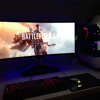 High End Gaming PC -  everything included!